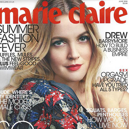 Marie Claire 2016