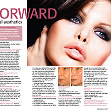 Facing forward, what's hot in the field of facial aesthetics