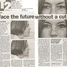 Face the future without a cut