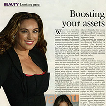 Beauty looking great - boosting your assets