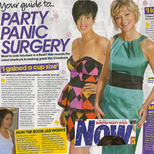 Your guide to party panic surgery